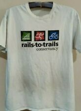 Rails-To-Trails Conservansy Graphic T-Shirt (Mens XL