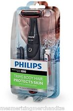 Philips BG105/11 Body Groomer Shaver Trimmer For Me Series 1000 Cordless Battery
