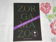 Zor Ga Ma Zoo by Robert Paul Weston   -sc-