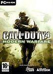 Call of Duty 4 Modern Warfare Game of the Year Edition PC New and Sealed