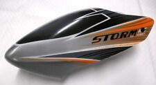 Haube   Silber  Monstertronic Storm Pro 450 , Storm 450 Sport X,  Storm Sports