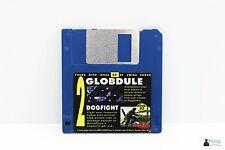 "Commodore Amiga 3,5"" gioco-Globdule, dogfight-Amiga Power disk 33"