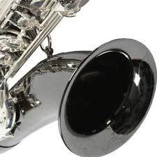 Karl Glaser Tenor Saxophon KG 275 NT schwarz vernickelt versilb. Klappen, Koffer