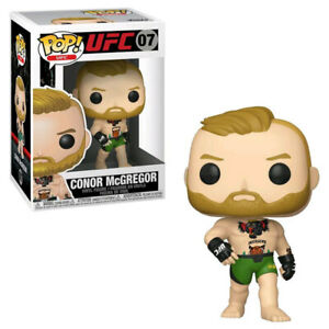 UFC Conor McGregor Funko POP! Vinyl NEW