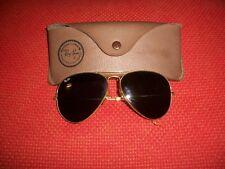 Ray Ban RAY-BAN original bausch & lomb B&L aviator 62 - 14 occhiali sunglasses