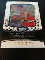 Taurean Green Trail Blazers 2007-2008 Topps Echelon Rookie #85  860/999