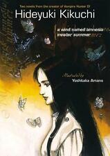 A Wind Named Amnesia : Invader Summer by Hideyuki Kikuchi and Dark Horse Comics