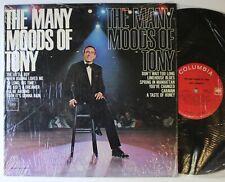 Tony Bennett Bobby Hackett Original Columbia Mono LP 1964 in Shrink