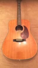 Akustische Western Gitarre Sigma Martin, vintage, 30-40 Jahre alt