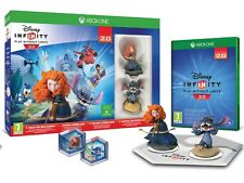 Disney Infinity 2.0 Stitch and Merida Toybox Pack Xbox One for Ages7