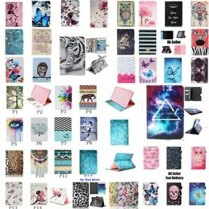 Case for Apple iPad Mini 4. Cover Stand Wallet Protector for iPad Mini 4