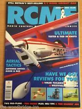 January Monthly Rcm&E Craft Magazines