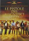 LE PISTOLE DEI MAGNIFICI SETTE DVD WESTERN