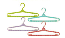 "Set 12----SUPER EXTRA LARGE XXL Hula® Hanger 22.375"" Wide Clothes Coat Hangers"