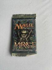 MTG  Magic the Gathering  BOOSTER PACK  MIRAGE 1 Pack 15 Cards Sealed