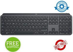 BRANDNEW Logitech MX Keys Advanced Wireless Illuminated Keyboard (Free Postage)