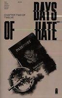 Days of Hate #2 Image Comics 1st Print Kot Zezelj COVER A