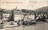 CPA  Saint-Geniez-d'Olt (Aveyron)   (290124)