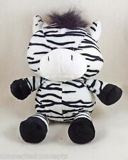 Whimsy Pets Zebra Plush from Ganz NEW!
