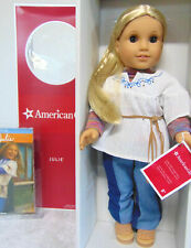 "American Girl 'JULIE' 18"" Doll and Book -"