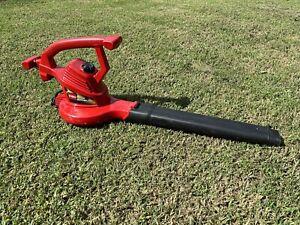 Toro 51619 Ultra 350 CFM Handheld Blower Vacuum - Red