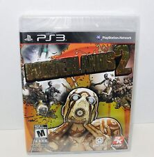 Borderlands 2 Sony Playstation 3, ps3  NEW    Read