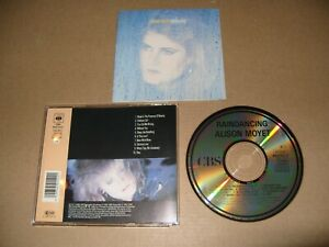Alison Moyet Raindancing 1987 cd + Inlays Near Mint+ condition (C25)