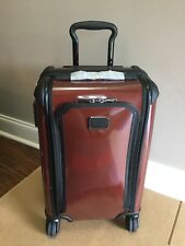 Tumi Tegra-Lite Max International Expandable Carry-On Suitcase 28720 Red $695