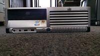 HP Compaq DC7100 SFF Desktop Pentium 4 3.0GHz, 40GB HD, 1GB ram, XP Pro