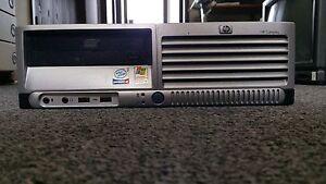 HP Compaq DC7100 SFF Desktop Pentium 4 2.8GHz, 40GB HD, 1GB ram, XP Pro