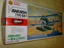 Hasegawa C10 Kawanishi Type 94 1 Flying Boat 1:72 1977 Modellbausatz Sammler