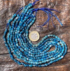 Apatite - Semi Precious - Gemstone Beads - 39cm Strand - Jewellery Making