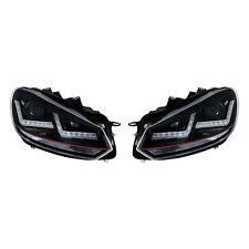 Scheinwerfer LEDriving Xenarc GTI Golf VI LED-Tagfahrlicht D8S Xenon 2St. Osram