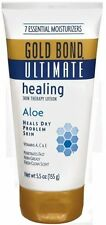 6 Pack - Gold Bond Ultimate Healing Skin Cream with Aloe 5.5 oz Each