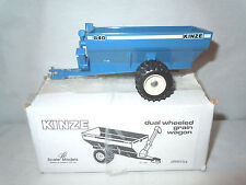 Kinze 840 Grain Cart With Duals By Scale Models 1/64th Scale