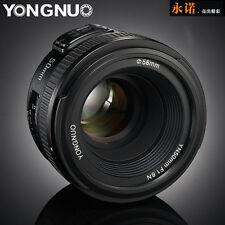 YONGNUO YN 50MM F1.8  Auto Focus Lens For Nikon D5500 D3100, D3200, D3300