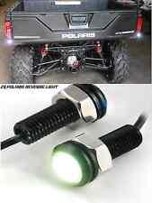 2x Polaris Ranger LED Back-up Reverse Lights ATV RZR UTV Spot Flood