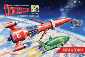 Thunderbirds: Above & Beyond - Board Game Expansion