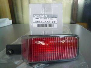 Nissan genuine Skyline BNR34  GTR R34 Rear Bumper Fog Lamp Light RHS Late Model
