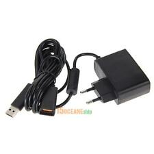 New EU USB AC Adapter Power Supply for Xbox 360 XBOX 360 Kinect Sensor