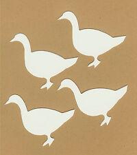 Goose Die Cuts - AccuCut