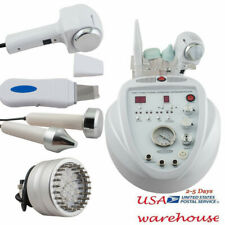 5-1 Microdermabrasion Diamond Dermabrasion Peel Ultrasonic Scrubber Machine USA