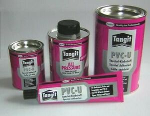PVC - U Kleber, 250 ml Dose, Tangit