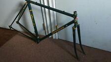 """vintage tommasini frame and fork road bike stell 49"""""""