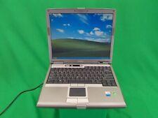 Dell Latitude D610 Intel Pentium M @ 1.86GHz 60GB HDD 2GB RAM Windows XP Pro