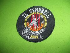 Harley Davidson Patch Brustpatch Red&White Angels Rocker MC support 81
