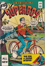 Australian Issue of Superboy #2. Fine+. 1983