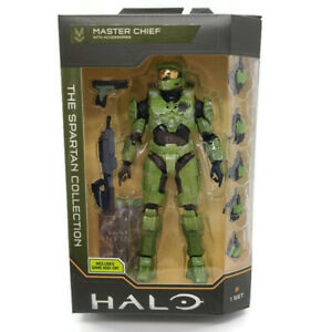 HALO Spartan Collection Master Chief Action Figure with Accessories New FreeShip