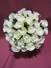 Unbranded Polyester Rose Flowers & Floral Décor