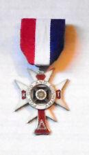 Masonic Knights Templar Parade Uniform Ceremony Patriot Cross Medal Award Kt Usa